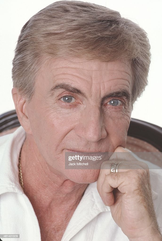 Academy Award-winning film director, screenwriter and producer <a gi-track='captionPersonalityLinkClicked' href=/galleries/search?phrase=Blake+Edwards&family=editorial&specificpeople=208788 ng-click='$event.stopPropagation()'>Blake Edwards</a> in 1986.