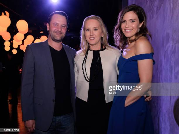 Academy FYC Screening and Panel Discussion at The Cinerama Dome Hollywood CA Pictured Dan Fogelman Creator/Executive Producer/Writer Jennifer Salke...