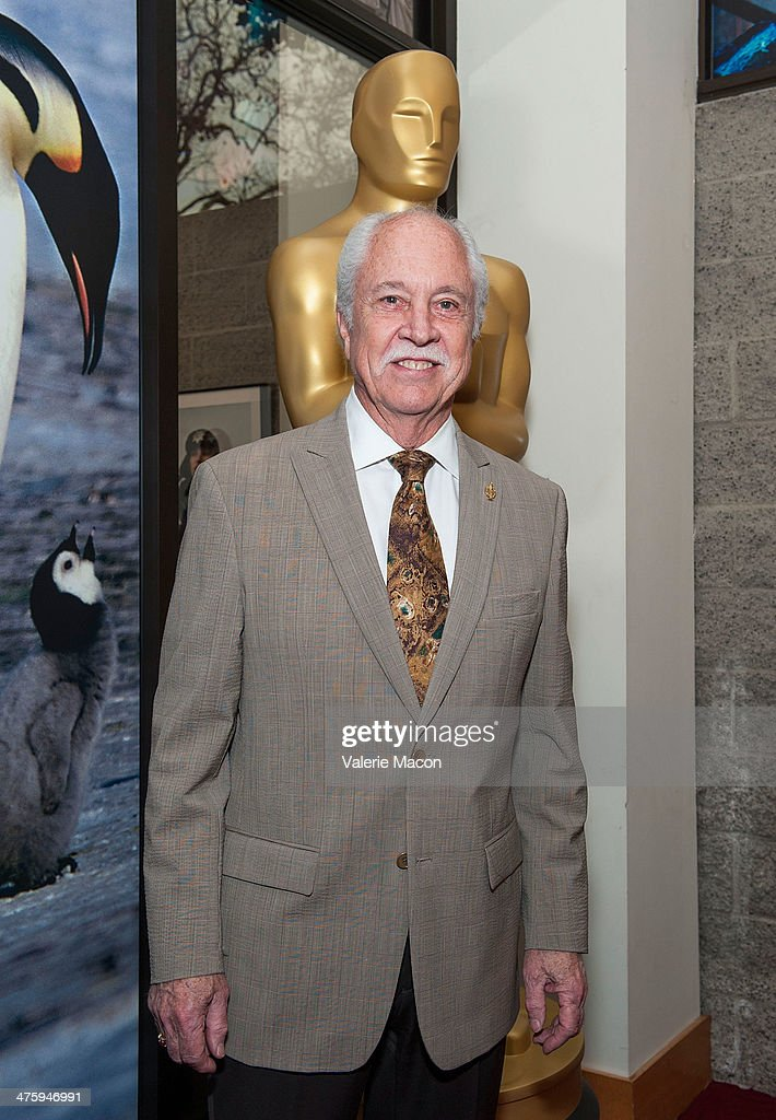 Academy Governor Leonard Engelman attends the 86th Annual Academy Awards Oscar Week Celebrates Makeup And Hairstyling Oscar-Nominated Films at AMPAS Samuel Goldwyn Theater on March 1, 2014 in Beverly Hills, California.