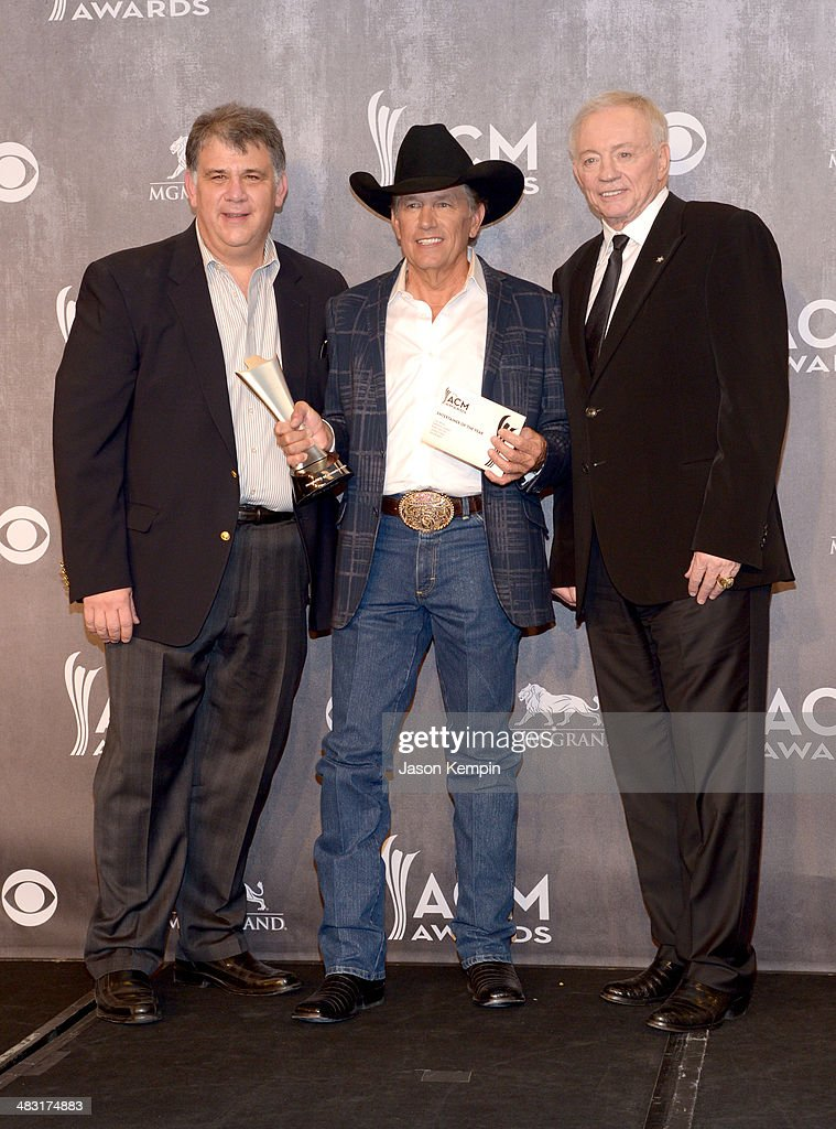 49th Annual Academy Of Country Music Awards - Press Room