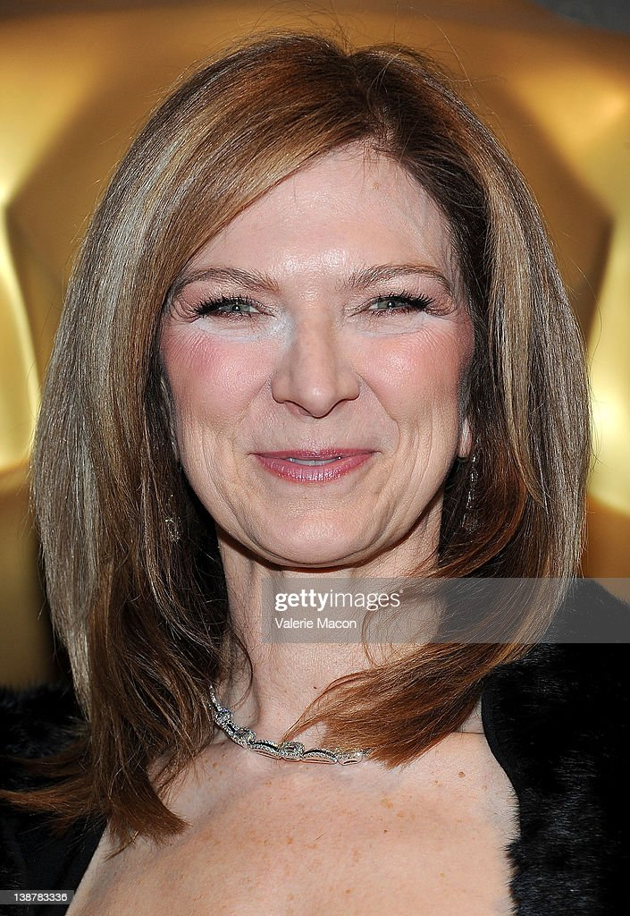 Academy of Motion Picture Arts and Sciences CEO Dawn Hudson attends the Academy Of Motion Picture Arts And Sciences' Scientific Technical Awards at...