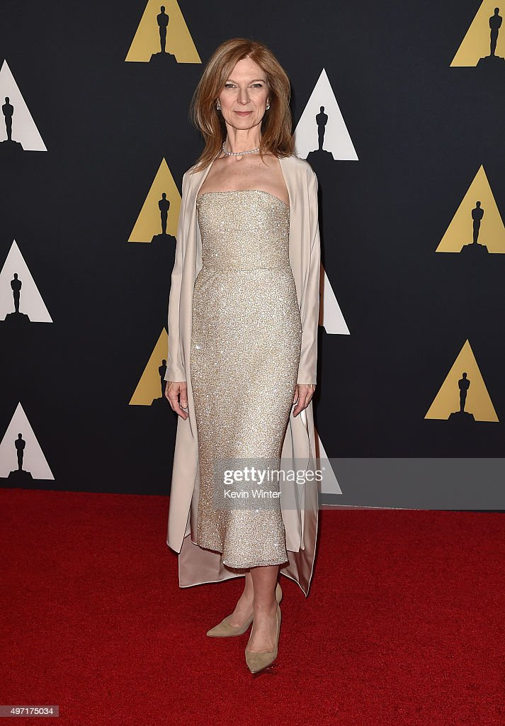 Academy of Motion Picture Arts and Sciences CEO Dawn Hudson attends the Academy of Motion Picture Arts and Sciences' 7th annual Governors Awards at...