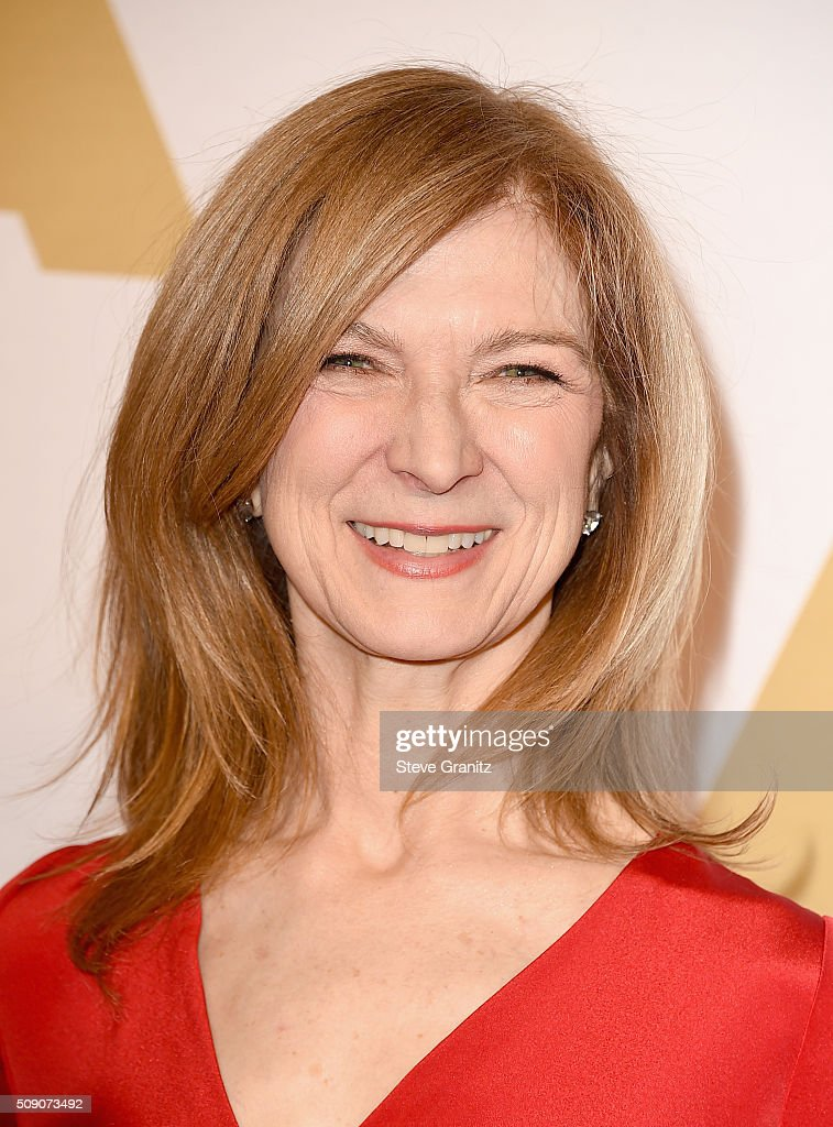 Academy of Motion Picture Arts and Sciences CEO Dawn Hudson attends the 88th Annual Academy Awards nominee luncheon on February 8, 2016 in Beverly Hills, California.