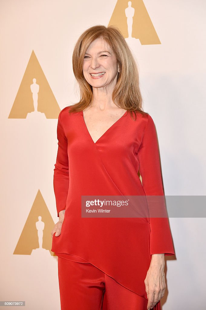 Academy of Motion Picture Arts and Sciences CEO <a gi-track='captionPersonalityLinkClicked' href=/galleries/search?phrase=Dawn+Hudson&family=editorial&specificpeople=215355 ng-click='$event.stopPropagation()'>Dawn Hudson</a> attends the 88th Annual Academy Awards nominee luncheon on February 8, 2016 in Beverly Hills, California.