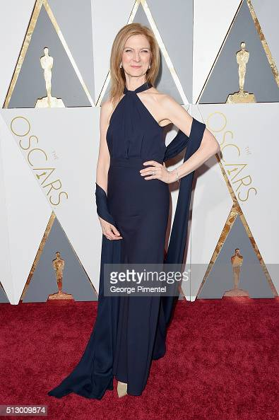Academy of Motion Picture Arts and Sciences CEO Dawn Hudson attends the 88th Annual Academy Awards at Hollywood Highland Center on February 28 2016...