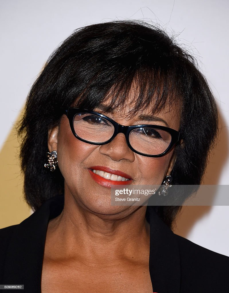 Academy of Motion Picture Arts and Sciences President <a gi-track='captionPersonalityLinkClicked' href=/galleries/search?phrase=Cheryl+Boone+Isaacs&family=editorial&specificpeople=725500 ng-click='$event.stopPropagation()'>Cheryl Boone Isaacs</a> attends the 88th Annual Academy Awards nominee luncheon on February 8, 2016 in Beverly Hills, California.
