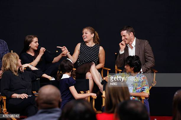 PARENTHOOD 'TV Academy Panel and Screening' Pictured Bonnie Bedelia Mae Whitman Savannah Paige Rae Erika Christensen Sam Jaeger Xolo Mariduena