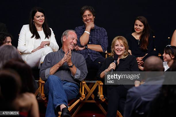 PARENTHOOD 'TV Academy Panel and Screening' Pictured Lauren Graham Craig T Nelson Ray Romano Bonnie Bedelia Mae Whitman