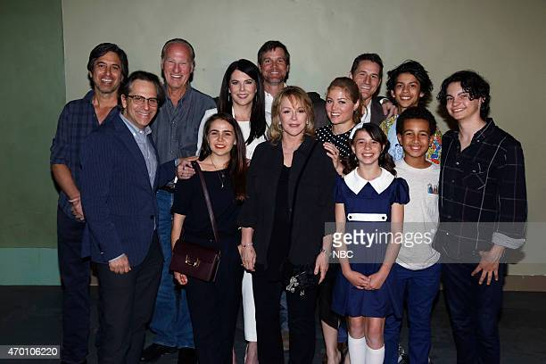 PARENTHOOD 'TV Academy Panel and Screening' Pictured Ray Romano Jason Katims Craig T Nelson Mae Whitman Lauren Graham Peter Krause Bonnie Bedelia...