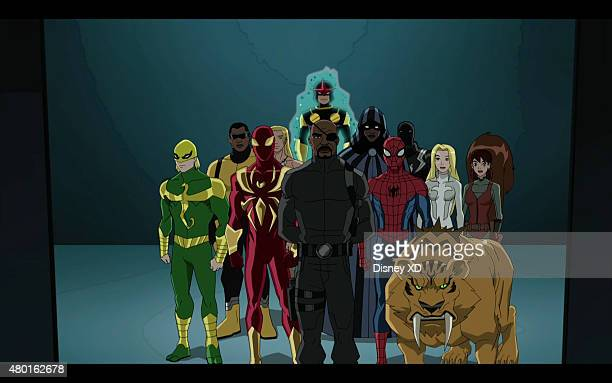 Ultimate spider man web warriors squirrel girl - photo#42