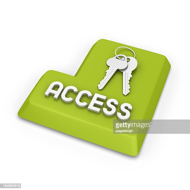 access enter key