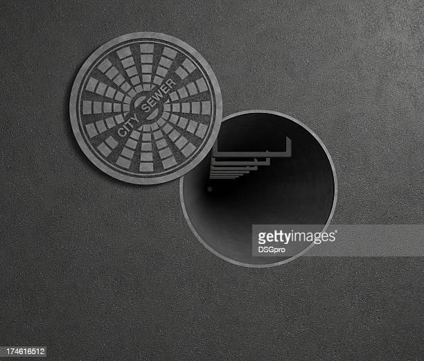 access manhole