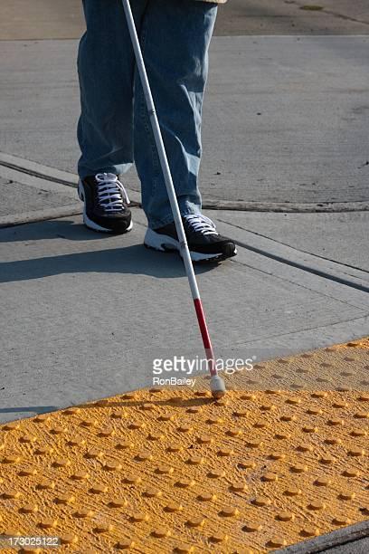 Accessible Sidewalk Edge