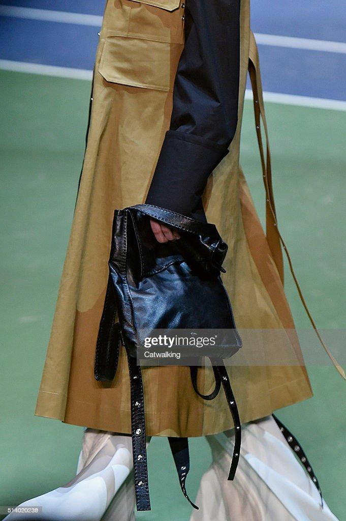 fake celine luggage tote - Celine - Runway RTW - Fall 2016 - Paris Fashion Week | Getty Images