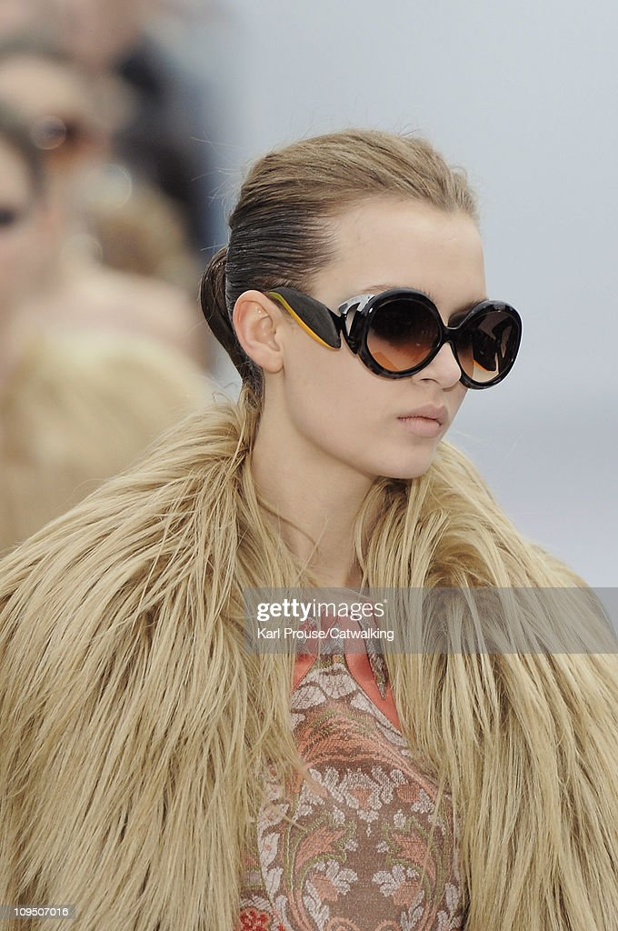 glasses just for fashion  Roberto Cavalli Sunglasses Stock Photos and Pictures