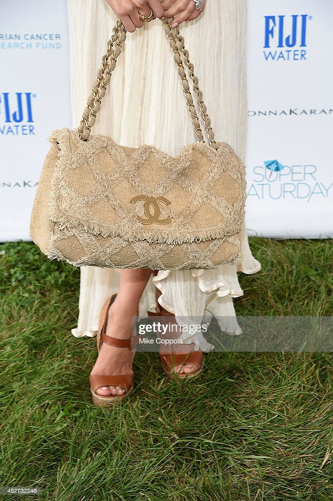 Accessory detail of Rachel Zoe at the OCRF's 17th Annual Super Saturday Hosted By Kelly Ripa And Donna Karan on July 26 2014 in New York City