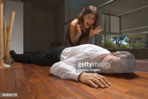Accidental death of man