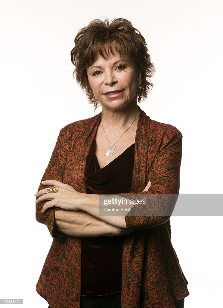 Chilean Author Isabel Allende Turns 75