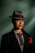 Acclaimed British musician and lead singer of 2tone ska band The Selecter Pauline Black pictured at the Edinburgh International Book Festival where...