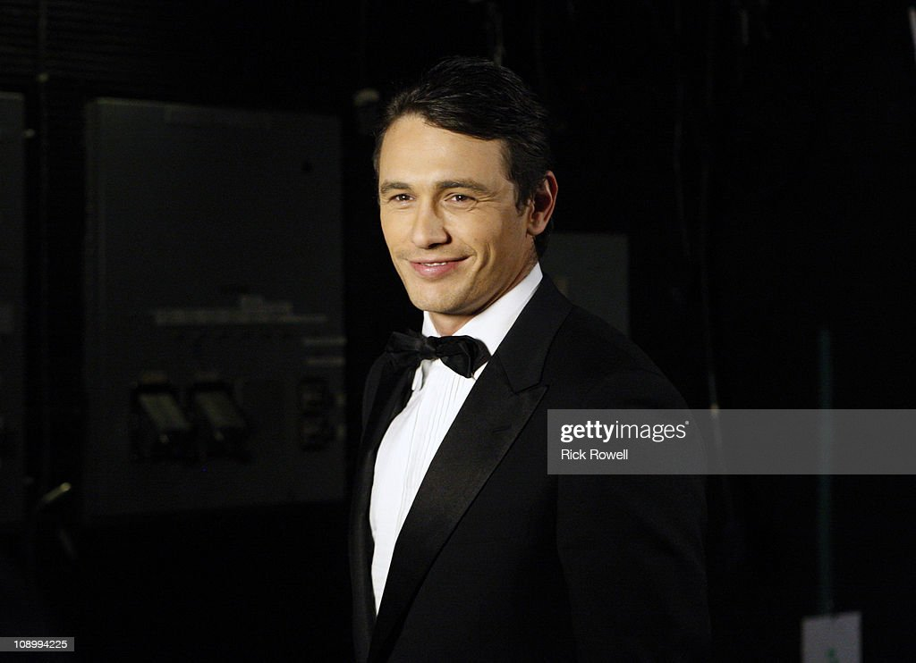 HOSPITAL - Accomplished actor <a gi-track='captionPersonalityLinkClicked' href=/galleries/search?phrase=James+Franco&family=editorial&specificpeople=577480 ng-click='$event.stopPropagation()'>James Franco</a> returns to 'General Hospital' as performance artist Franco on Friday, February 25th and Monday, February 28th to wreak havoc once again in Port Charles as he makes a very important phone call to his arch-nemesis Jason Morgan. <a gi-track='captionPersonalityLinkClicked' href=/galleries/search?phrase=James+Franco&family=editorial&specificpeople=577480 ng-click='$event.stopPropagation()'>James Franco</a>'s appearance coincides with him co-hosting the Academy Awards on Sunday, February 27th. 'General Hospital' airs Monday-Friday (3:00 p.m. - 4:00 p.m., ET) on the ABC Television Network. GH11(Photo by Rick Rowell/ABC via Getty Images)JAMES