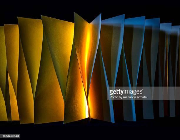 Accordeon abstract