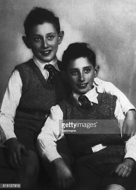 According to his aunt and uncle in an interview at their home Dr Henry Kissinger showed no signs of greatness when he was a child in prewar Germany...