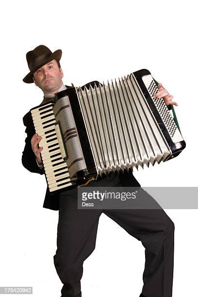 Accordion with Attitude