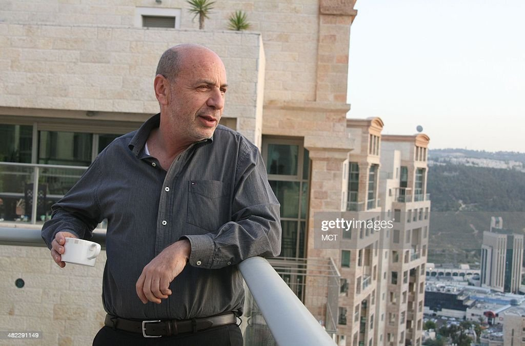 Accountant Dani Sarnat lives in an eighth-floor penthouse in the Holyland complex that was at the center of the bribery scandal that brought down former Prime Minister Ehud Olmert. He said 'the only place in the city where you don't see this wound is here, when you live in it.'
