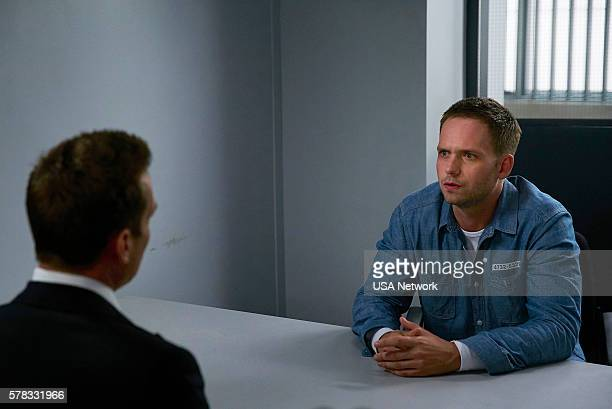 SUITS 'Accounts Payable' Episode 602 Pictured Patrick J Adams as Michael Ross