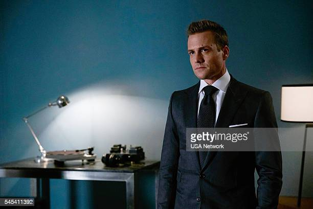 SUITS 'Accounts Payable' Pictured Gabriel Macht as Harvey Specter