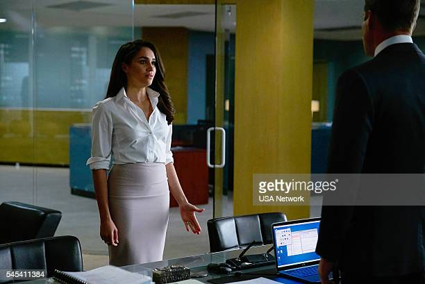 SUITS 'Accounts Payable' Pictured Meghan Markle as Rachel Zane