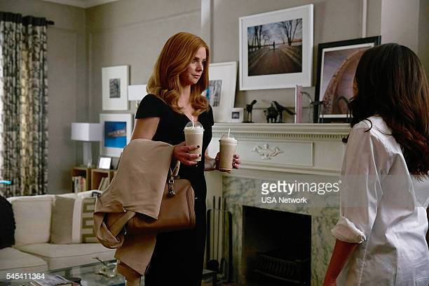 SUITS 'Accounts Payable' Pictured Sarah Rafferty as Donna Paulsen