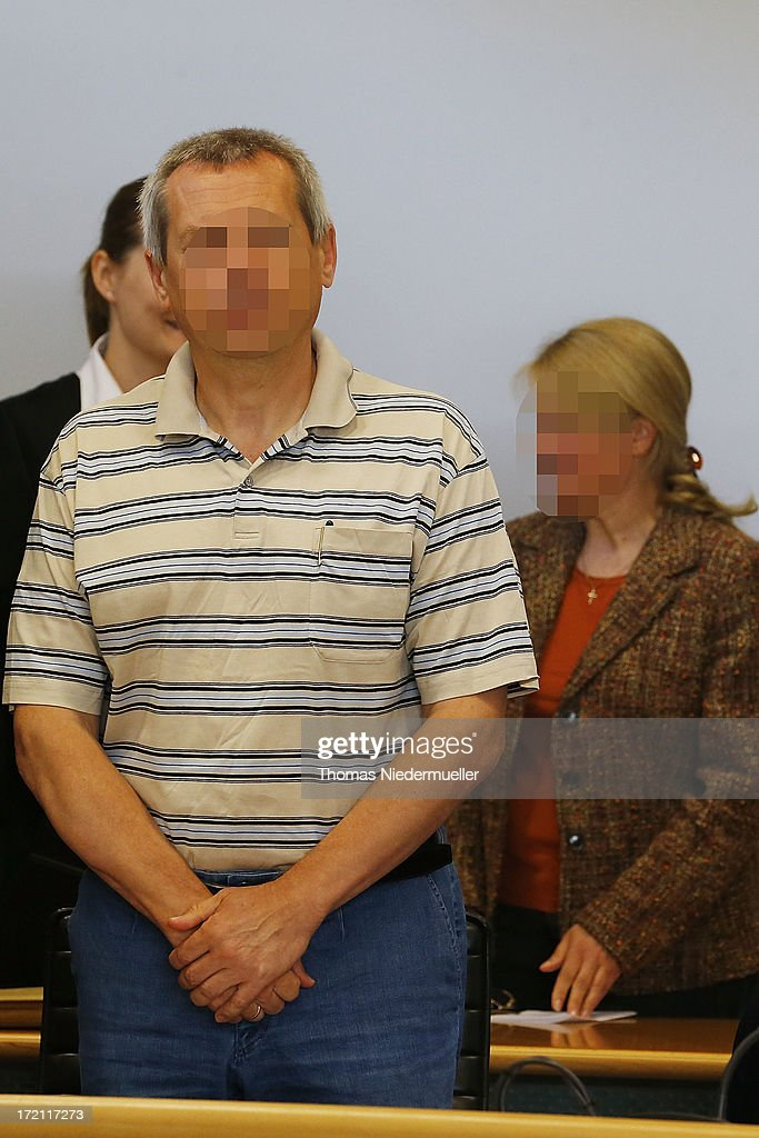 Accused Russian spies with the aliases Andreas (L) and Heidrun (R) Anschlag appear in court on the last day of their trial on July 2, 2013 in Stuttgart, Germany. The couple came to Germany in 1988, reportedly as KGB spies, and continued operating for the modern Russian intelligence service while maintaining a front as immigrants from South America until their arrest in late 2011 by German police. Among the couple's biggest coups was recruiting Dutch Foreign Ministry worker Raymond Valentino Poeteray, who sold them top secret NATO documents. The couple also had a daughter while living in Germany who is now in her early 20's and reportedly knew nothing of her parents' true identity and espionage activities. German law enforcement authorities came onto the Anschlags' trail following the arrests last year of 10 Russian spies in the United States.