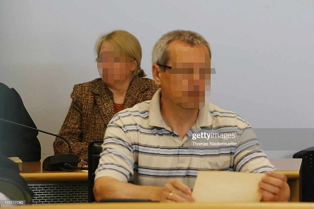 Accused Russian spies with the aliases Andreas (R) and Heidrun (L) Anschlag appear in court on the last day of their trial on July 2, 2013 in Stuttgart, Germany. The couple came to Germany in 1988, reportedly as KGB spies, and continued operating for the modern Russian intelligence service while maintaining a front as immigrants from South America until their arrest in late 2011 by German police. Among the couple's biggest coups was recruiting Dutch Foreign Ministry worker Raymond Valentino Poeteray, who sold them top secret NATO documents. The couple also had a daughter while living in Germany who is now in her early 20's and reportedly knew nothing of her parents' true identity and espionage activities. German law enforcement authorities came onto the Anschlags' trail following the arrests last year of 10 Russian spies in the United States.