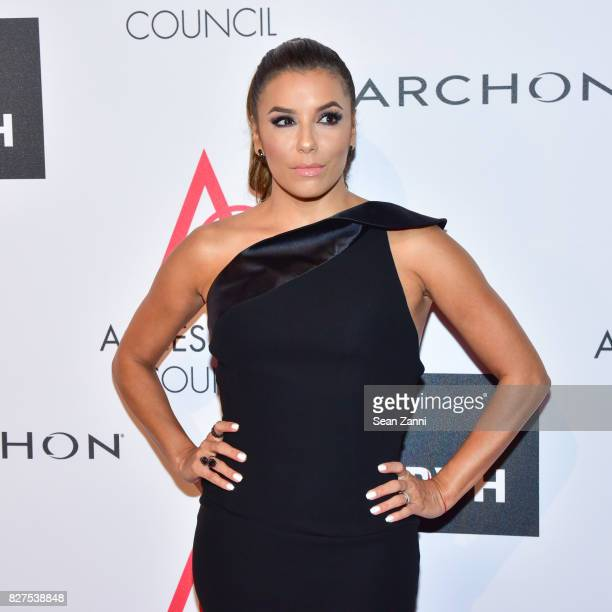 Ace Awards Style Ambassador honoree Eva Longoria attends 21st Annual Ace Awards at Cipriani 42nd Street on August 7 2017 in New York City