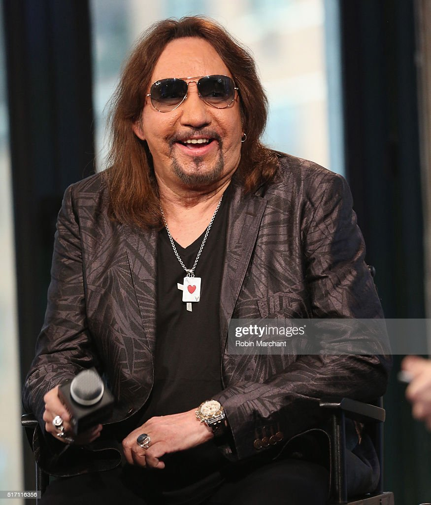 Ace Frehley Getty Images