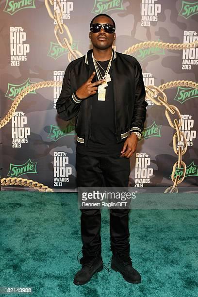 Ace Hood attends the BET Hip Hop Awards 2013 at Boisfeuillet Jones Atlanta Civic Center on September 28 2013 in Atlanta Georgia