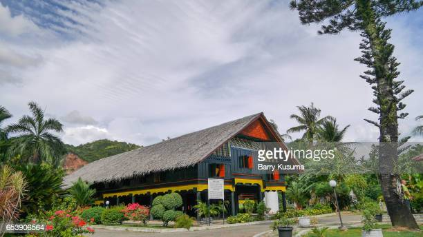 Aceh Traditional House.