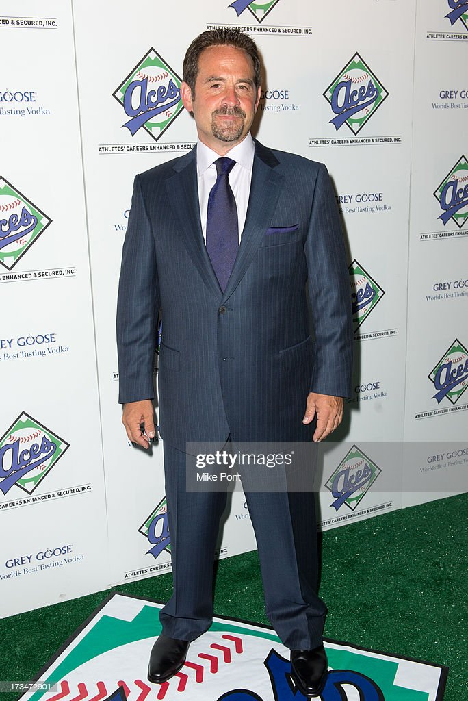 Aces owner Seth Levinson attends the ACES Annual All Star Party at Marquee on July 14, 2013 in New York City.