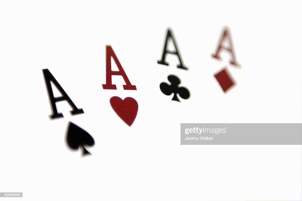 Aces : Stock Photo