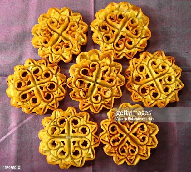Achappam (Rose Cookies)