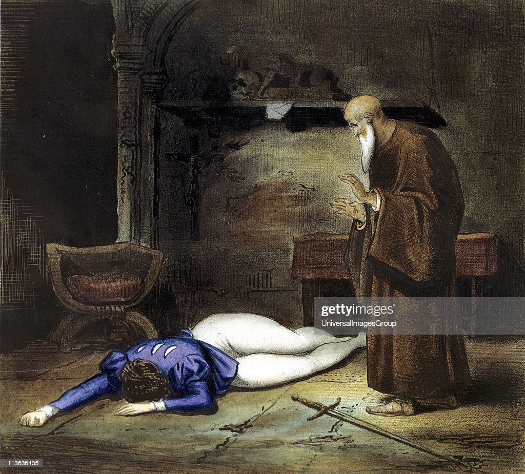 the deaths of romeo and juliet in william shakespeares play The famous balcony scene: romeo and juliet decide that they will get married  the next  the nurse tells her about tybalt's death and romeo's banishment.