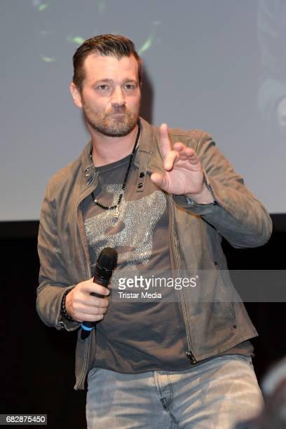 Achim Petry attends the 'Goldene Sonne 2017' Award by SonnenklarTV on May 13 2017 in Kalkar Germany