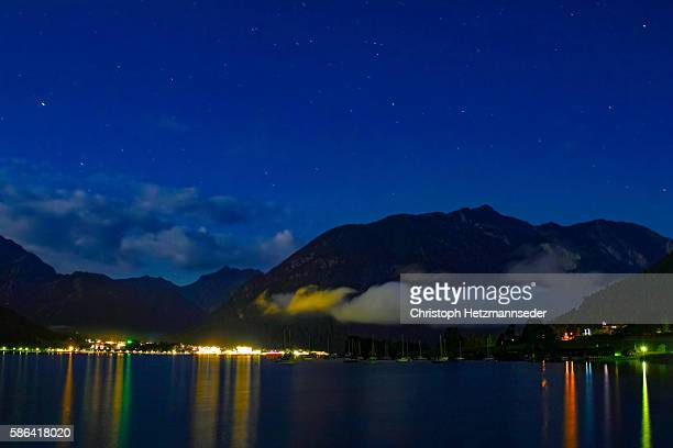 Achsensee at night