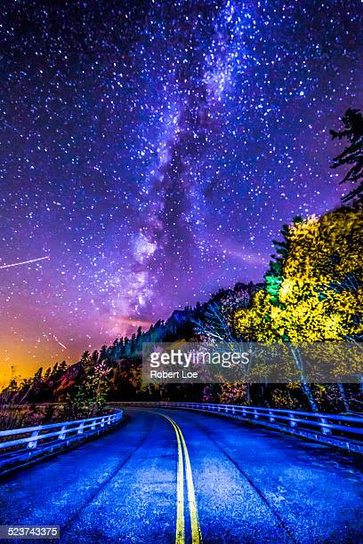 Acid trips and The Milky Way