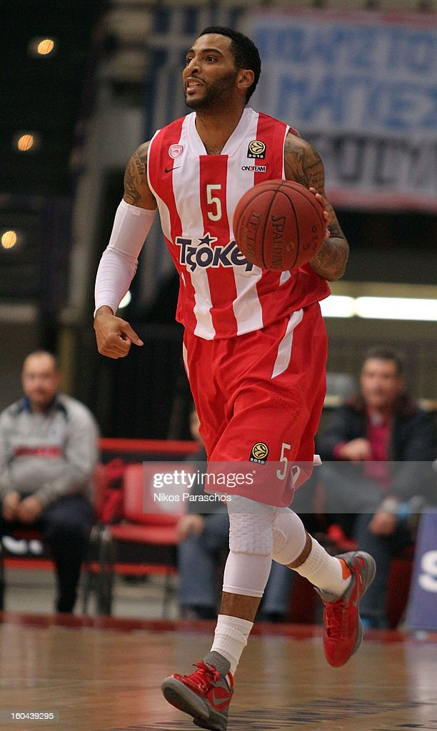 Olympiacos Piraeus v Fenerbahce Ulker Istanbul - Turkish Airlines Euroleague