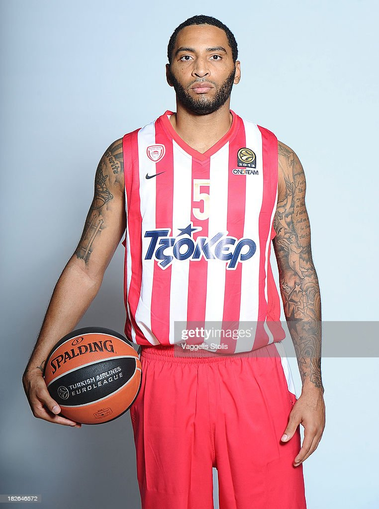Olympiacos Piraeus - 2013/14 Turkish Airlines Euroleague Basketball Media day