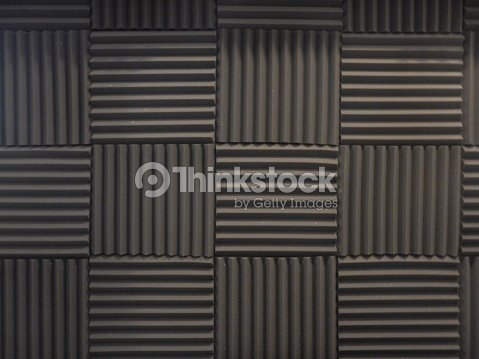 Acoustical Foam Or Tiles For Sound Dampening Music Room Soundproof Low Key Photo