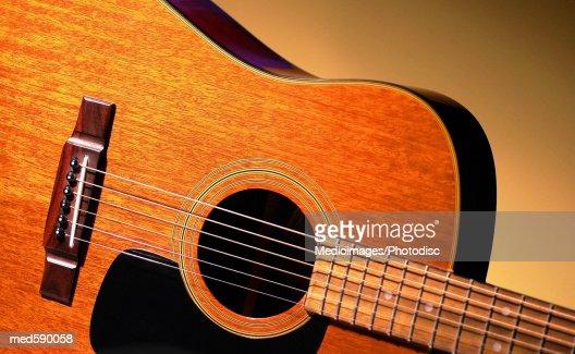 Acoustical guitar