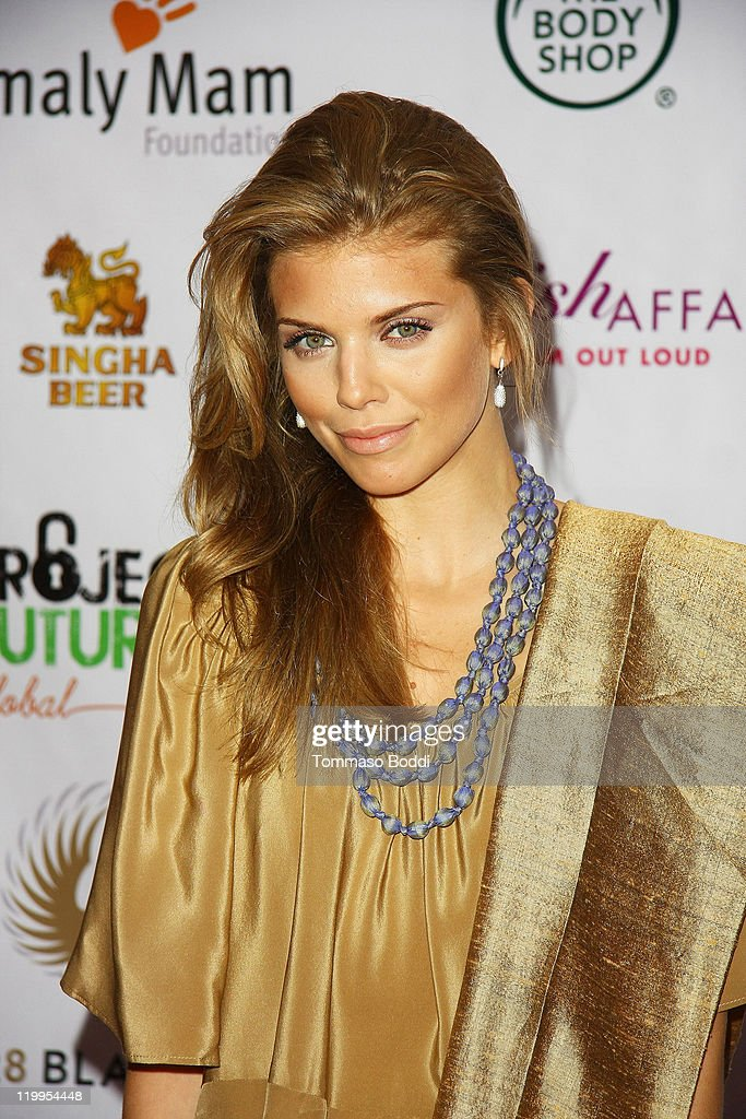 Acress <a gi-track='captionPersonalityLinkClicked' href=/galleries/search?phrase=AnnaLynne+McCord&family=editorial&specificpeople=4070122 ng-click='$event.stopPropagation()'>AnnaLynne McCord</a> attends the Somaly Mam Foundation's Project Futures Global Campaign launch event held at the SLS Hotel on July 23, 2011 in Beverly Hills, California.